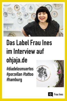 Interview, Tattoos, German, Celebrate Life, Vintage Stuff, Blogging, Chic, Gift, Tatuajes