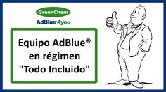 Surtidor de AdBlue de GreenChem España