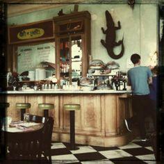 Cafe Gitane at Jane Hotel