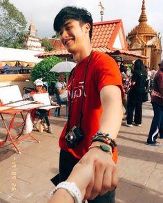 Boyfriend Photos, My Boyfriend, Pretty Boys, Cute Boys, Kiss Me Again, Cute Asian Guys, Boy Pictures, Thai Drama, Cute Actors