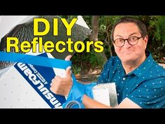 How to build a DIY Reflector for less than $8 | DIY FILM GEAR – indyfilmgear.com – DIY film equipment projects
