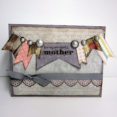Fab Mothers Day Card