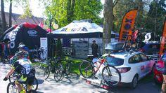 Wczorajszy Bike Maraton w Polanicy-Zdroju był bardzo udany. Dopisali zawodnicy, kibice i pogoda :) Mateusz Zoń z naszego Taurus Kreidler MTB Team stanął na podium i zajął 2 miejsce! Wkrótce relacja i więcej zdjęć, a póki co mała galeria naszej miejscówki :) Więcej zdjęć: bit.ly/1q6Y0qz