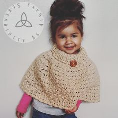 CROCHET PATTERN | Cowl Neck Cloche Poncho | Cowl Poncho Pattern | Easy Crochet Poncho Pattern | | Child to Adult Size | PDF Digital Download - pinned by pin4etsy.com