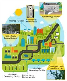 The Future Smart Grid