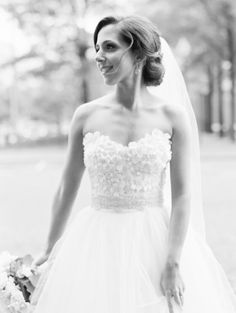 Stunning bride: http://www.stylemepretty.com/2014/10/30/classic-ballroom-wedding-in-dc-at-the-national-museum-of-women-in-the-arts/ | Photography: Abby Jiu - http://abbyjiu.com/