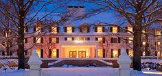 Woodstock Inn & Resort : Woodstock Inn & Resort is a luxury…