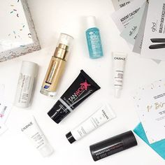 It's a little late but here's my review of September's Look Fantastic Beauty Box. Such a great line up this month  by whichbeautyboxuk