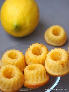 Mit einem Haps... Zitronen-Buttermilch-Gugl
