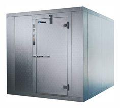 Indoor Walk In Cooler Freezer 7 -9x9 -8x7-6-in Infit Door Galvalume Box Only