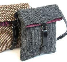 Harris Tweed Shoulder Bag Diese und weitere Taschen auf www.designertaschen-shops.de entdecken
