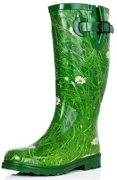 12 Colorful, Fun, Cute and Girly Rain Boots for Women!