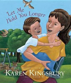 Karen Kingsbury encourages parents to savor not only their children's firsts, like first steps and first words, but the lasts as well. With the tenderness of a mother speaking directly to her child, Karen reminds us not to miss last days of kindergarten and last at-bats in Little League amid the whirlwind of life. Adapted from a poem in Rejoice, this book allows mothers and grandmothers everywhere to identify with the tenderhearted reflections on these pages.