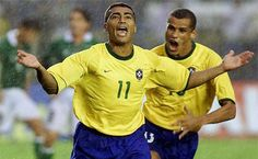 Romario - 'Messi And Cristiano Will Never Match My Goals, I Was Better' Brazil Football Team, Brazil Team, Best Football Players, National Football Teams, Soccer Players, Football Soccer, Soccer World, World Football, World Of Sports