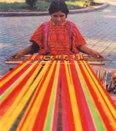 A weaver in Oaxaca Mexico- a beautiful Mexican tradition: Learn more about Mexico, its business, culture and food by joining ANZMEX http://www.anzmex.org.au OR like our facebook page http://www.facebook.com/ANZMEX