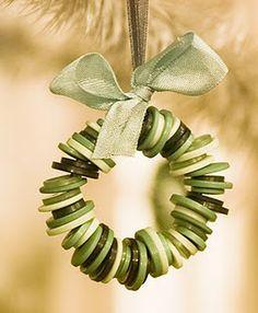 Buttons, good homemade Christmas present