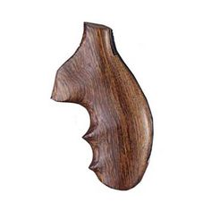 Hogue Taurus 85 Grips Rosewood Small Frame - 67900
