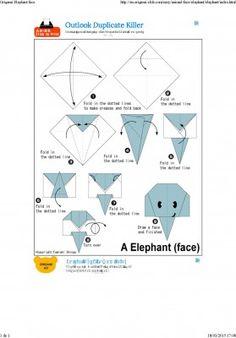 Origami Caras de Animales_Página_2
