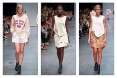 FASHION BLOG OF MEDOKI    : Défilé - DORIANE VAN OVEREEM - Brussels Fashion Da...