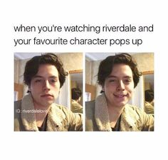+#wattpad+#random+Enjoy+a+second+book+full+of+Riverdale+memes. A/N:+those+memes+I+post+in+this+book+are+not+mine+-+Creds+to+those+who+did+make+them.+If+the+meme+has+a+tag+name+-+you+can+follow+them+on+instagram,+twitter+or+tumblr.+ This+book+is+also+inspired+by+@mileventrash+-thank+you+love!+♥️ Enjoy+reading! Cover...