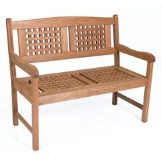 Beachcrest Home Elsmere Wood Garden Bench – Tables and desk ideas Cheap Furniture, Outdoor Furniture, Outdoor Decor, Bench Furniture, Furniture Ideas, Lawn Furniture, Backyard Furniture, Street Furniture, Desk Ideas