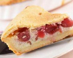 Gâteau basque aux cerises sans matières grasses et sans sucre ajoutés : http://www.fourchette-et-bikini.fr/recettes/recettes-minceur/gateau-basque-aux-cerises-sans-matieres-grasses-et-sans-sucre-ajoutes.html