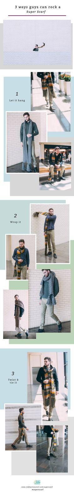 55 Best The Super Scarf Knit & Crochet Patterns images | Crochet ...