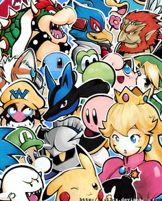 Settle it in Smash