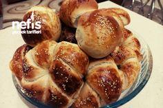 Nefis Yumu�lar�m Iftar, Pretzel Bites, Hamburger, Muffin, Bread, Breakfast, Recipes, Food, Pasta