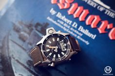 Monochrome Watches, Citizen Watch, Needful Things, Seiko, Diving, Japan, Nostalgia, Blue, Style