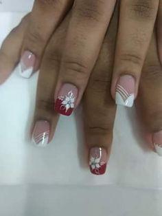 Hair And Nails, Gel Nails, Design Art, Nail Designs, Make Up, Nail Art, Light Nails, Nail Arts, Nail Bling