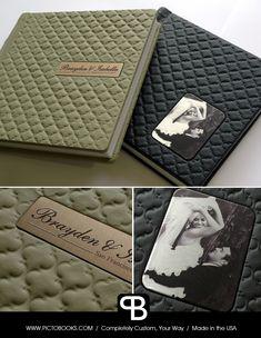 MODELLO SERIES ALBUMS BY PICTOBOOKS | Wedding Albums | Photo Albums | Portrait | Boudoir | Babies | Events | www.pictobooks.com