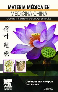 Amplio y completo manual que describe las 400 plantas, productos animales y minerales más importantes que se utilizan en la terapia de la medicina tradicional china