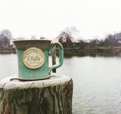 Sip on a cup of our organic house blend and enjoy the view. www.innattabbscreek.com