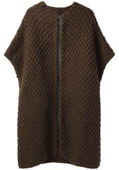 RACHEL COMEY   Chunky Long Coat   Shop @ La Garçonne