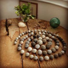 Kettles yard pebbles