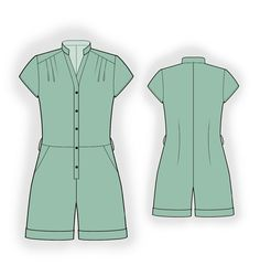 One-piecer - Sewing Pattern #4053