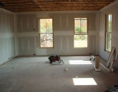 Building a House - Tips on Building a House - House Beautiful - install outlets horizonally and low