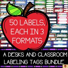The New School, New School Year, Going Back To School, Classroom Labels, Classroom Decor, School Resources, Homeschool Curriculum, Elementary Education, Art Lessons