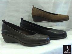 #Zapatos piel natural de napa en diferentes colores de #TheFlexx. Aurora Mateo.
