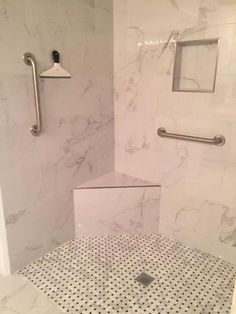 MS International Carrara 12 in. x 24 in. Glazed Polished Porcelain Floor and Wall Tile (16 sq. ft. / case) NHDCARR1224P at The Home Depot - Mobile