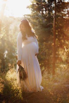 sunset pregnancy