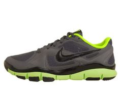 newest 5870d 13faa Nike Free TR2 Dark Grey Volt Mens Training Shoes « Shoe Adds for your  Closet Nike