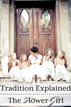 Wedding Traditions Explained: The Flower Girl // Ruben Hestholm