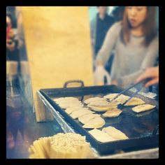 Street dumplings - Photo by iamjamieread