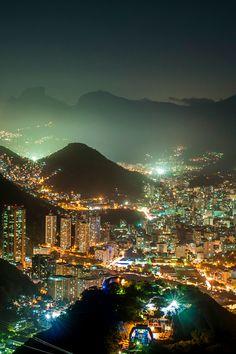 Rio de Janeiro, Brazil. I lived here. I love this city. Muito bom! <3