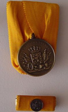 12 years service medal