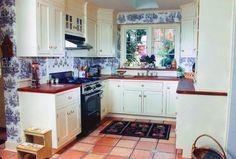 15 Awesome Terracotta Tiles Kitchen Foto Idea