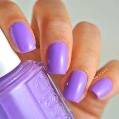 "Essie's ""Sittin Pretty"" - Too Taboo Neon Collection"