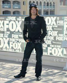 'The Walking Dead' TV series press line, Comic-Con International, San Diego, USA - 22 Jul 2016  Norman Reedus 22 Jul 2016